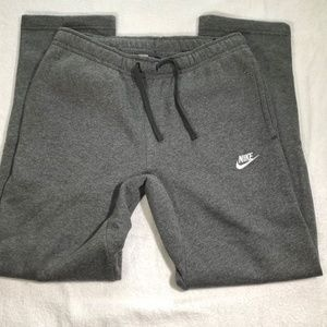 Grey Nike Sweat Pants size M